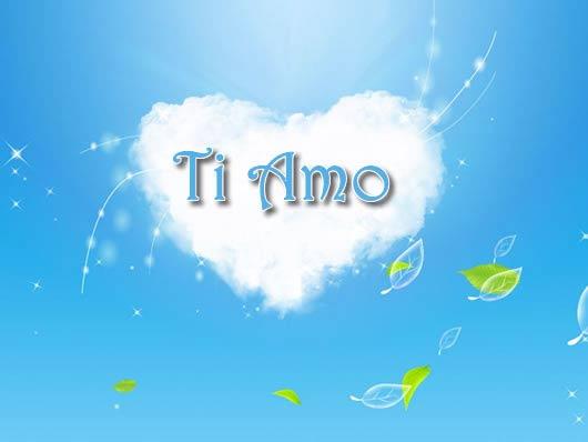 Cartoline Amore - Cartolina d'Amore