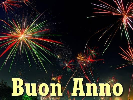 Cartoline Capodanno - Cartolina Buon Anno
