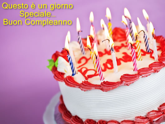 Estremamente Auguri Di Compleanno Originali | Tattoorepentigny CJ41