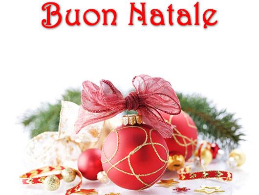 Cartoline Natale - Buon Natale