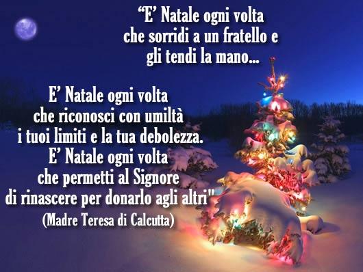 Cartoline Di Auguri Di Natale.Cartolina Natale Bellissima Cartolina Natale