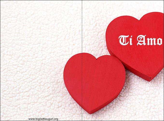 Biglietti Di Natale Amore.Biglietto Amore Biglietto D Amore