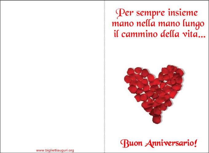 Auguri Per Anniversario Matrimonio : Biglietti anniversario matrimonio imagui