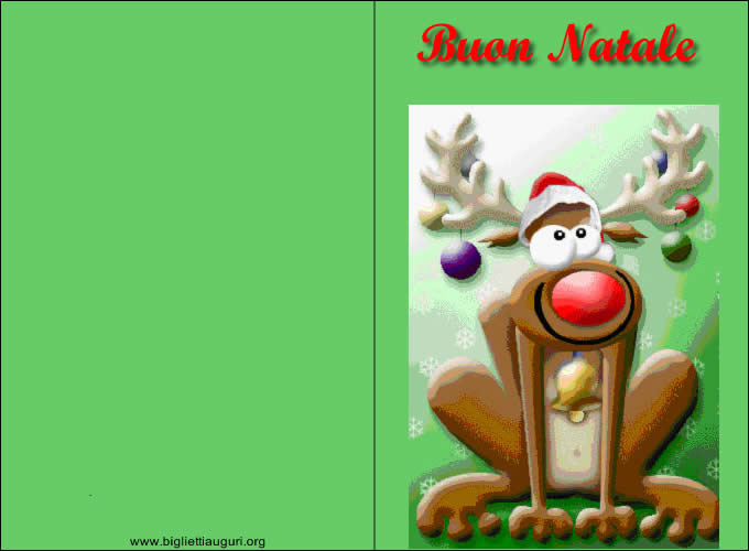 Biglietti Di Natale Divertenti.Biglietti Natalizi Bellissimi Biglietti Natalizi Da Stampare