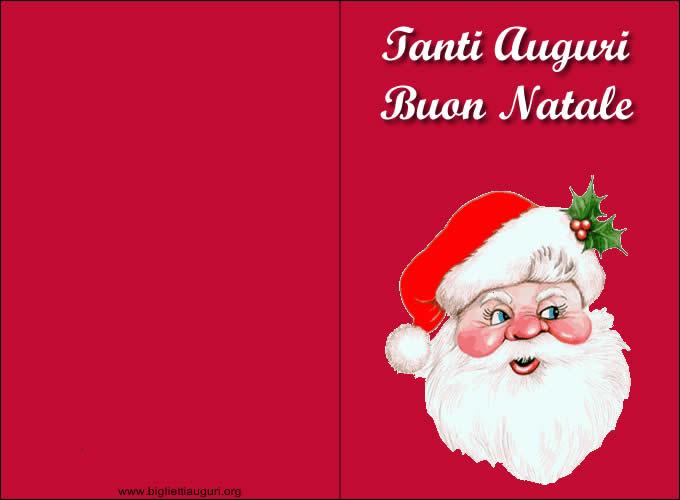 Biglietti natalizi bellissimi biglietti natalizi da stampare for Bigliettini di natale da colorare